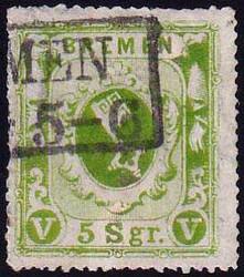 30: Altdeutschland Bremen - Stempel