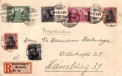 350: Saar - Dienstmarken