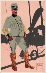 5711000: Soldatenmarken, 1. Weltkrieg 1914-1918 - Privatganzsachen