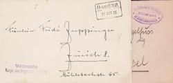 5711000: Soldatenmarken, 1. Weltkrieg 1914-1918 - Stempel