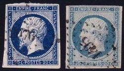 7999: Frankreich - Sammlungen