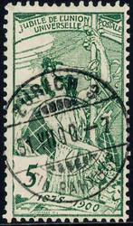 5710: Schweiz Weltpostverein UPU