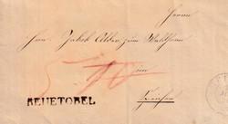 5655054: Kanton Appenzell - Vorphilatelie