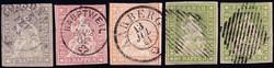 7999: Schweiz Strubel - Sammlungen