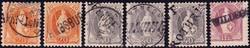 7999: Schweiz Stehende Helvetia - Sammlungen
