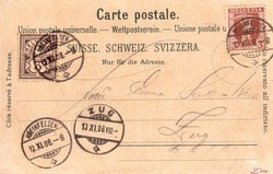 5655148: Schweiz Ziffermuster
