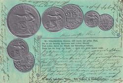 5655149: Schweiz Weltpostverein - Postkarten
