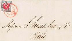 5650: Schweiz Kanton Basel - Vorphilatelie