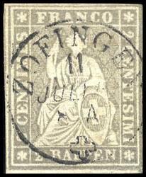 5655132: Strubel - B1/B 1. Berner Druck