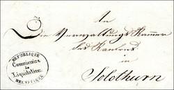 5655020: Helvetischerepublik 1798-1803