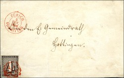 Bach 24th & 25th Mail - Lot 826