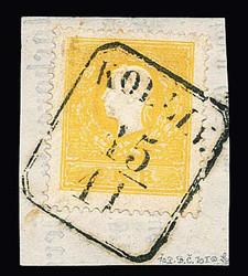 4745055: Österreich Ausgabe 1858