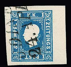 4745057: Österreich Zeitungsmarke 1858/59 - Zeitungsmarken
