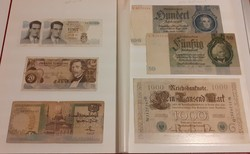 8480: Banknoten Europa