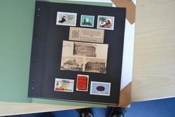 7740: Sammlungen und Posten Vignetten - Sammelbilder