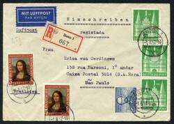 1420: German Federal Republic - Postal stationery