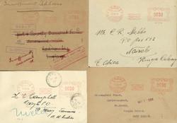 3835: Jungferninseln - Briefe Posten