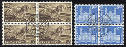 5659: Switzerland Airmail Issues - Coil stamps