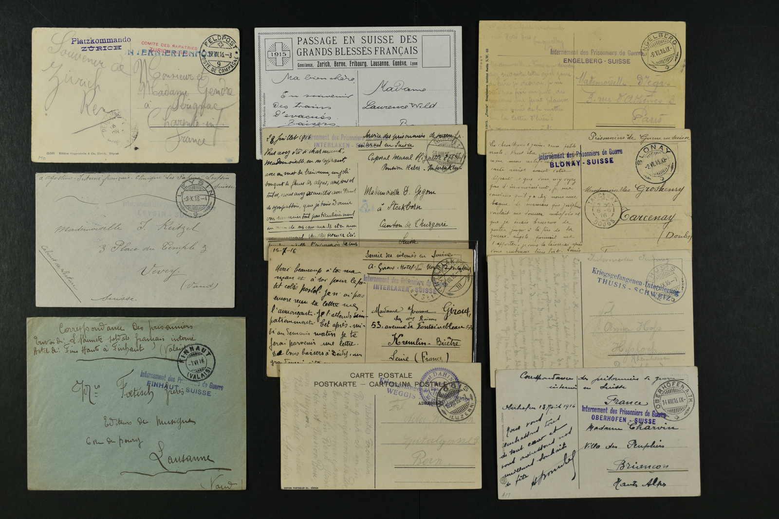 Lot 225 - schweiz schweiz -  Schwarzenbach Auktion Zurich 67th Auction - Session II