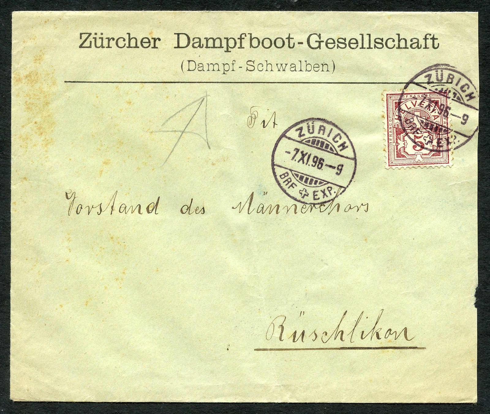 Lot 231 - schweiz schweiz -  Schwarzenbach Auktion Zurich 67th Auction - Session II