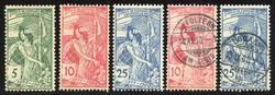 5710: Switzerland World Post Union UPU - Bulk lot