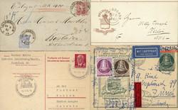 1380: German Democratic Republic - Postal stationery