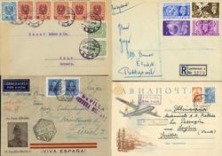 5435: Russia - Covers bulk lot