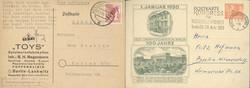 1360: Berlin - Postal stationery