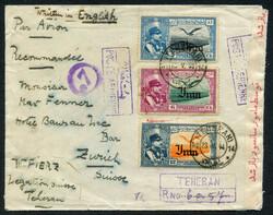 4175: Liechtenstein - Picture postcards