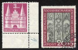 1420: German Federal Republic - Souvenir / miniature sheetlets
