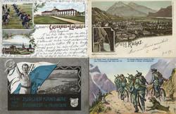 5655063: Kanton St. Gallen - Picture postcards