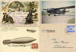 2565: France - Picture postcards