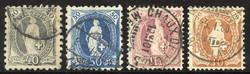 5655147: Switzerland standing Helvetia