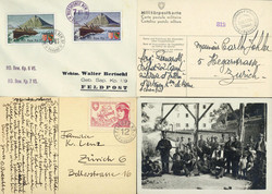 5711: Soldier Stamps - Picture postcards