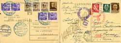 4170: Libyen - Briefe Posten
