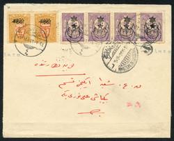 6355: Turkey - Picture postcards