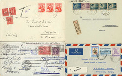 7350: Collections and Lots Worldwide - Picture postcards