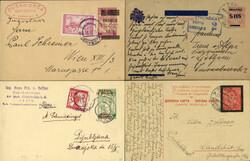 3775: Yugoslavia - Postal stationery