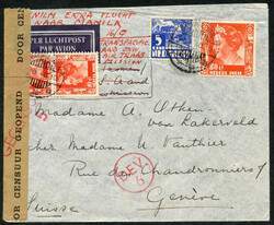 4635: Netherlands Indies - Collections