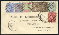 6455: Turks and Caicos Islands - Postal stationery