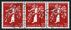 5659: Switzerland Airmail Issues - Official stamps