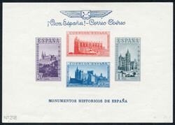 5790: Spain - Souvenir / miniature sheetlets
