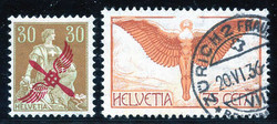 5657: Switzerland Pro Patria - Official stamps