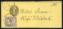 1420: German Federal Republic - Postal stationery
