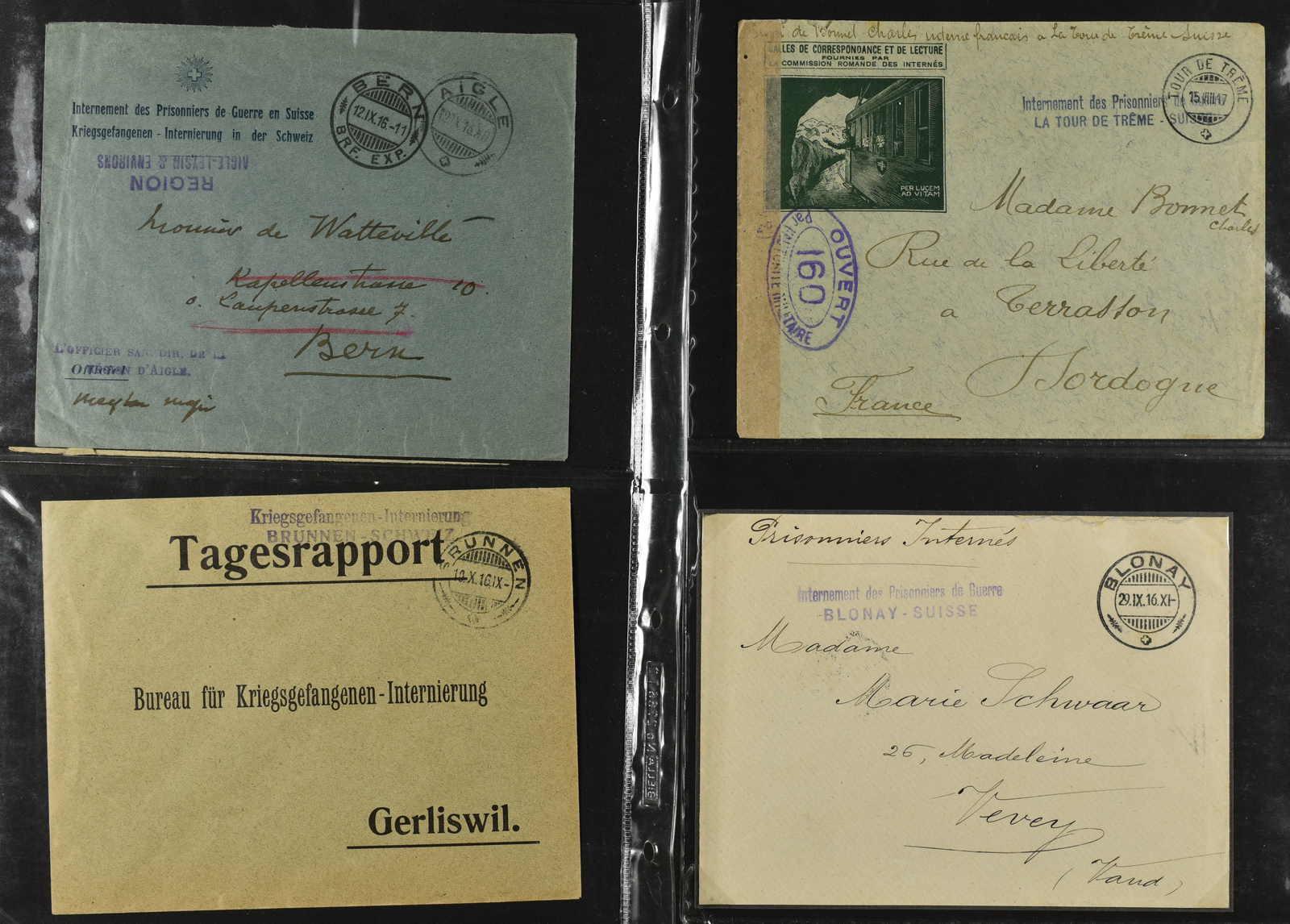 Lot 222 - schweiz schweiz -  Schwarzenbach Auktion Zurich 67th Auction - Session II