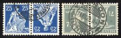 5655150: K/Z/S, SAMMLUNGEN, LOTS UND POSTEN - Se-tenant prints