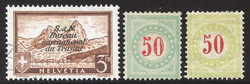 5711: Soldier Stamps - Postage due stamps