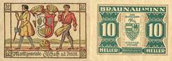 4745: Austria - Emergency money