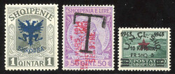 1620: Albania - Collections