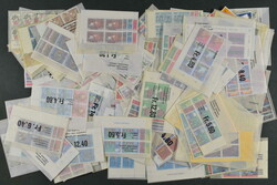 1420: German Federal Republic - Face value bulk lot
